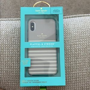 Kate spade phone case iPhone XS & iPhone X